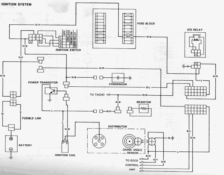Nissan Pulsar Wiring Diagram Manual